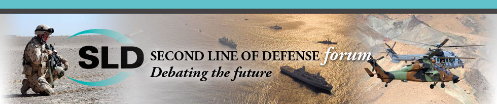 Second Line of Defense Forum: Debating the Future