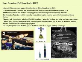 PRC Moon Base