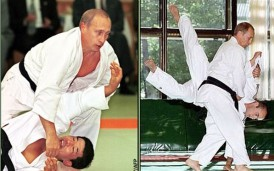 Putin takes another approach.
